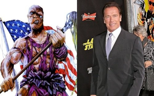 The Toxic Avenger reboot May Star Arnold Schwarzenegger!