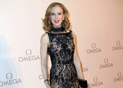 Oscar Winner Nicole Kidman is the New Face of Jimmy Choo!