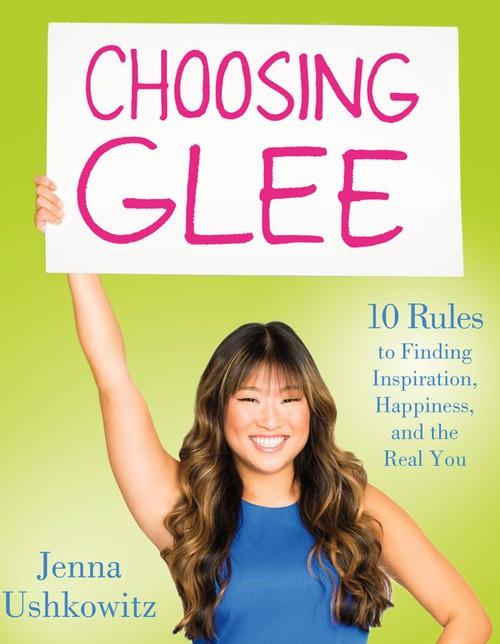 Jenna Ushkowitz's Book