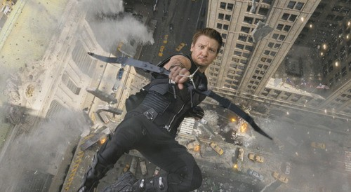Jeremy Renner Not Returning For