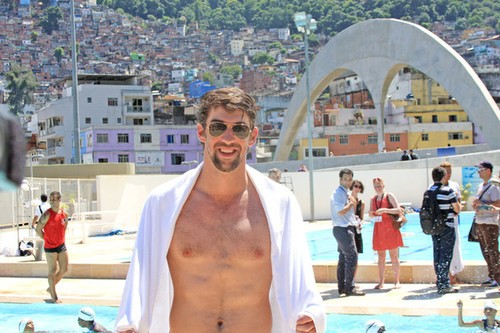 Is Michael Phelps Planning a Comeback at Rio?