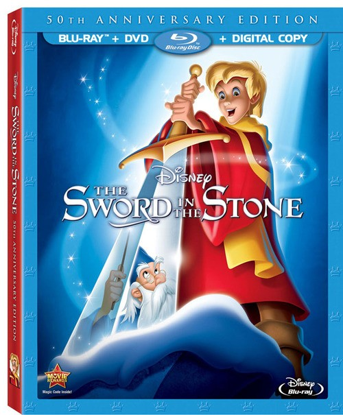 Disney Set To Release Three Movies to Blu-Ray!