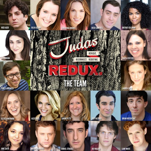 Judas Redux Finally Announces Last Cast Member!