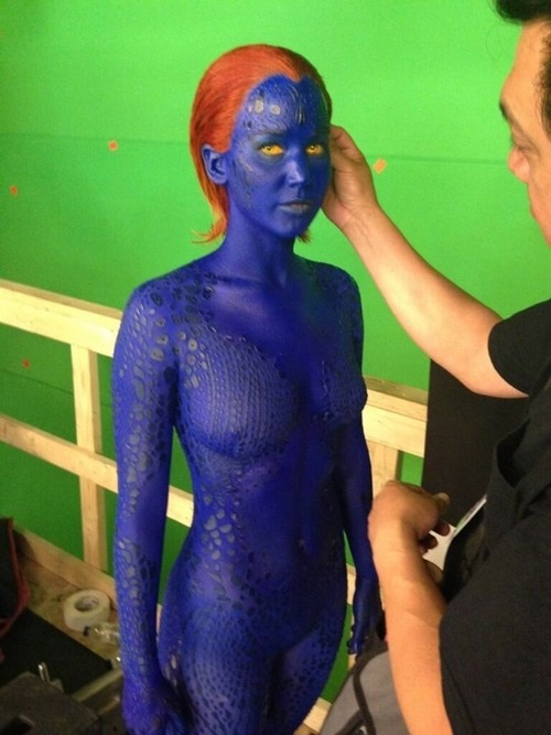 See Mystique in X-Men Days of Future Past!