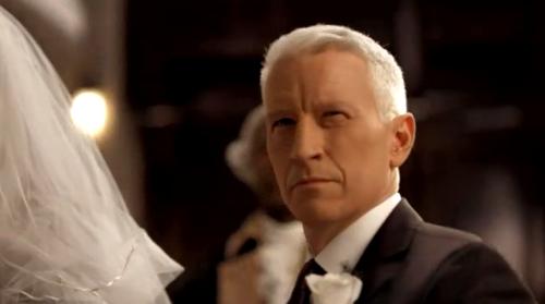SNL's Stefon Marries Anderson Cooper!
