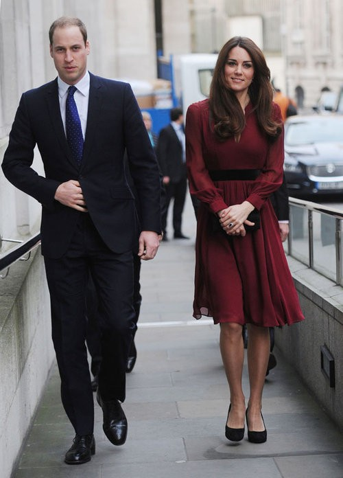 Will and Kate To Take a Modern Approach To The Royal Birth News!