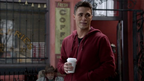 Arrow's Colton Haynes Talks About The 'Inner Demons' of Roy Harper!