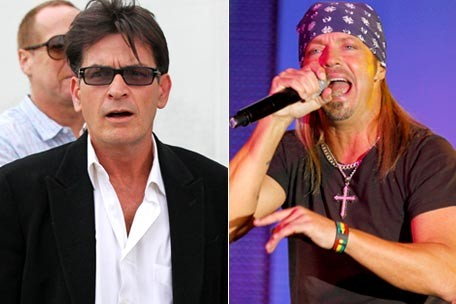 Bret Michaels Talks About Parties Past With Charlie Sheen