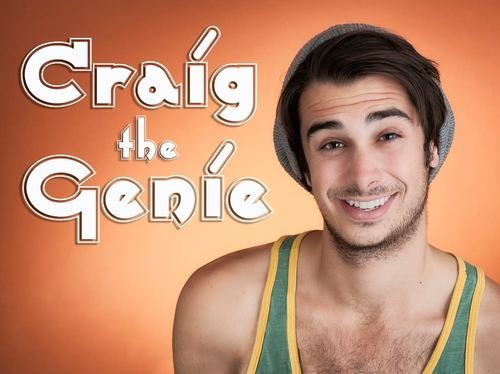 Team Starkid's Joey Richter's New Show Craig The Genie Is Coming Soon!