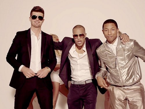 Robin Thicke's Special Prom Night Surprise!