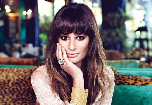 Glee's Lea Michele to Release Debut Book