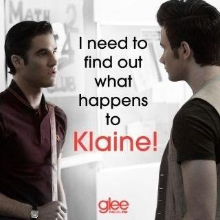 Is Klaine To Be The Focus Of Glee's Season 5?