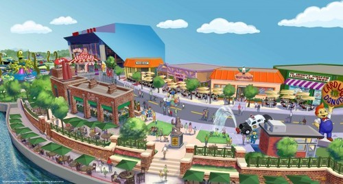 Ay Caramba: Universal Announces Simpsons Attraction!