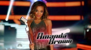 A Conversation With The Voice's Amanda Brown