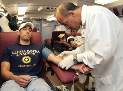 A Step Forward? Canada Lifts Ban On Gay Men Donating Blood...Kind Of.