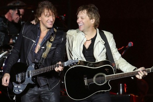 Bromance Over: Richie Sambora Takes On Once BFF Jon Bon Jovi!