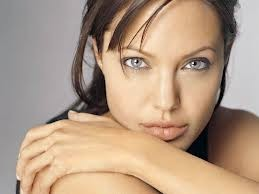 Angelina Jolie Auctions Topless Post-Mastectomy Portrait!