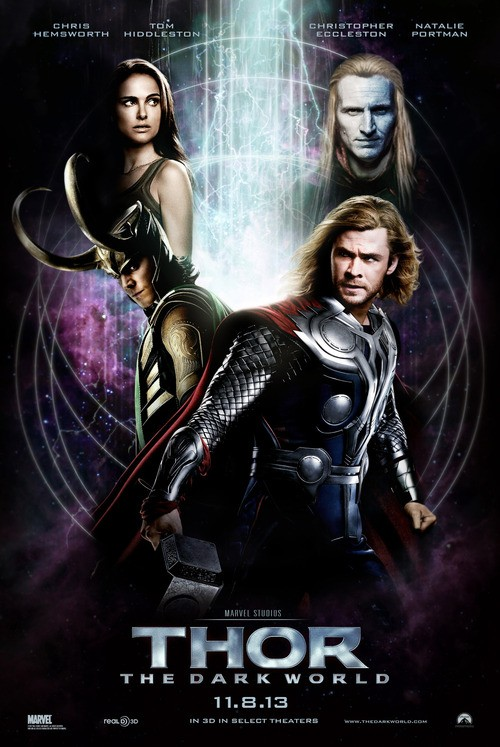 Marvel Releases Official Website for Thor: The Dark World!