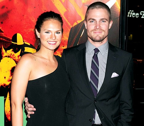 Arrow's Stephen Amell Marries For a Second Time!