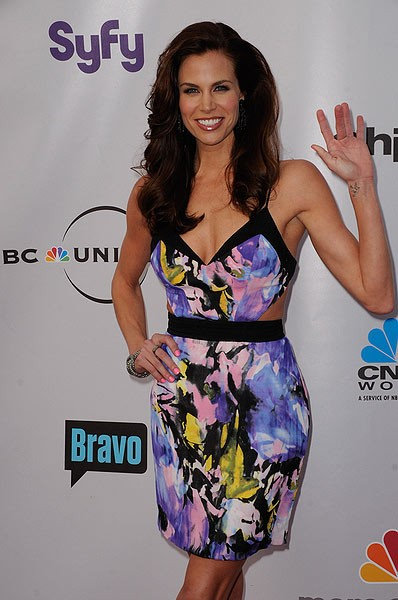 Model-Actress Brooke Burns Inks Deal to Host GSN's The Chase!