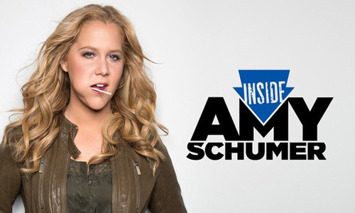 Comedy Central's Inside Amy Schumer Gets Renewed For Season 2!