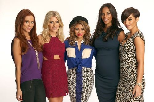 Relax Fans: Girl Group The Saturdays NOT Splitting UP!