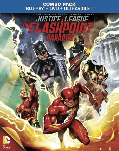 Justice League: Flashpoint Paradox Trailer Reveals New World!