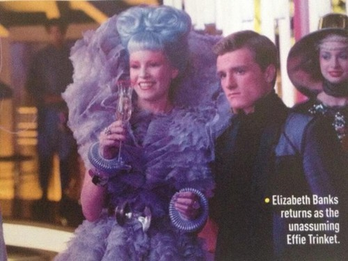 Check Out Effie and Peeta in the New Catching Fire Photo!