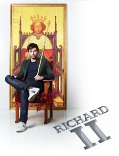 Doctor Who's David Tennant and the RSC's Richard II To Broadcast Live!