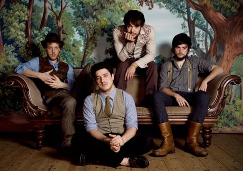Mumford & Son's Open Up About Headlining Glastonbury Festival!