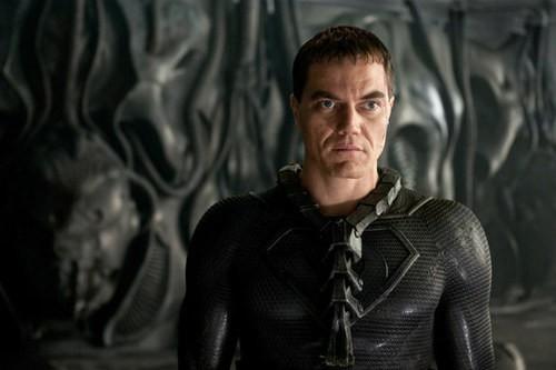 Man of Steel's Michael Shannon
