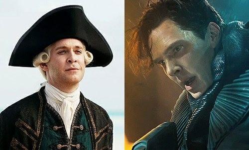 Benedict Cumberbatch & Tom Hollander: Why Brits Make Best Baddies!