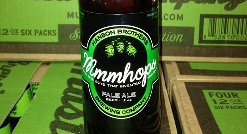 Hanson Mmmbops Their Way Into The Beer Franchise!