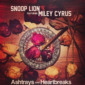 Snoop Lion, Miley Cyrus Release Duet