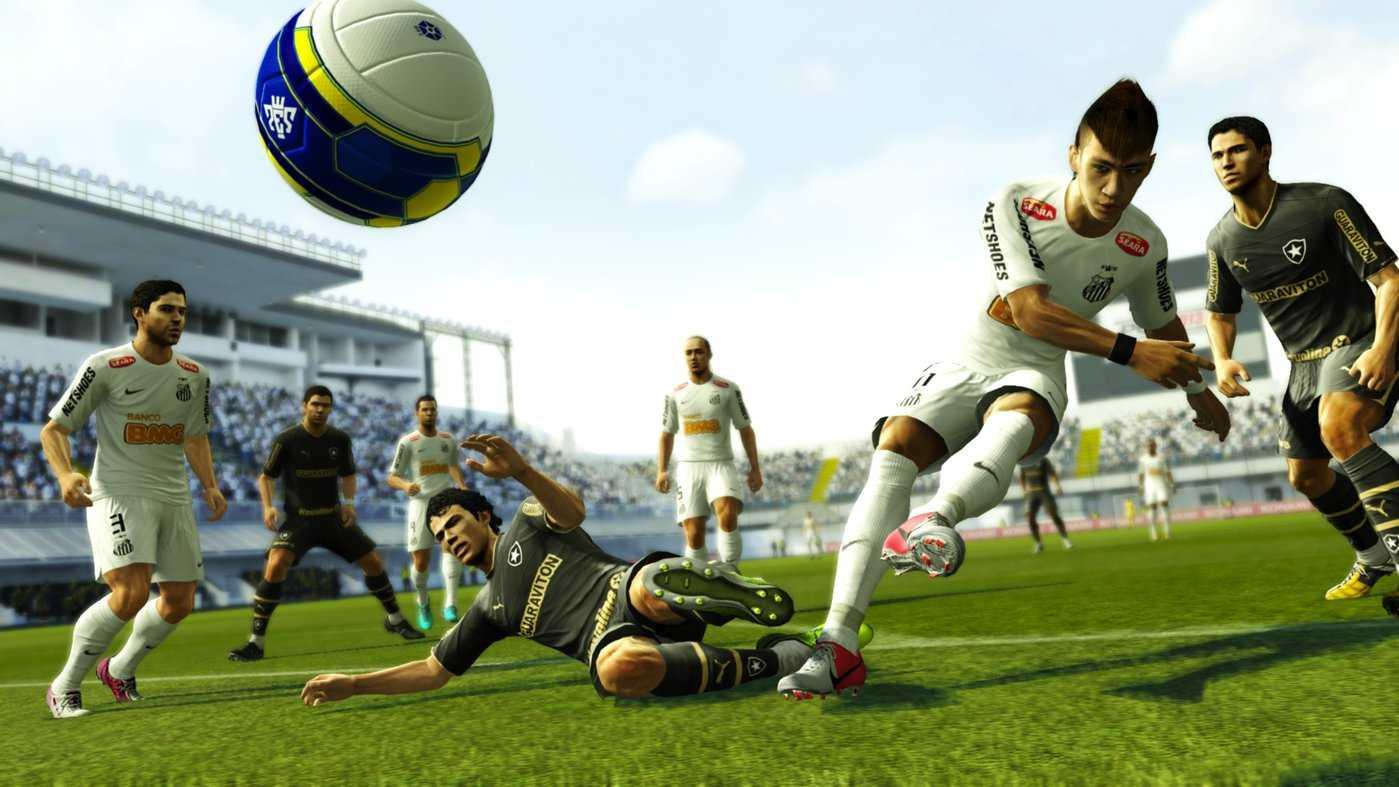 Pro Evolution Soccer Teaser Trailer Released