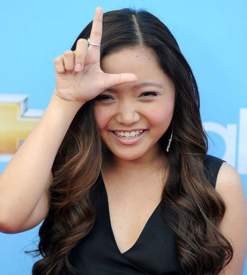 Glee Guest Star Charice Says