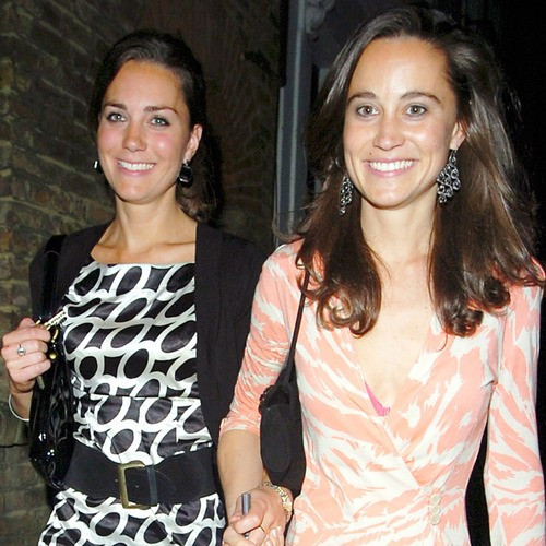 Pippa Middleton Organizes First-Ever Royal Baby Shower For Kate!