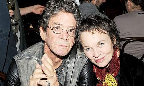 Lou Reed Recovering From Walk on the Wild Side