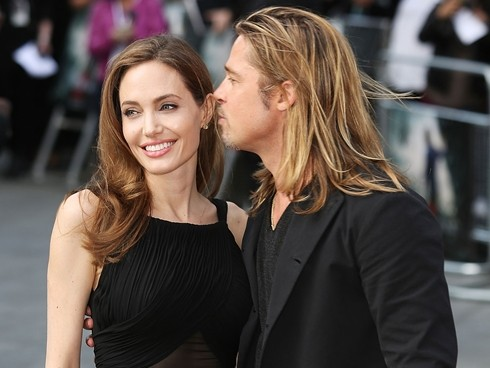 Angelina Jolie Makes First Red Carpet Appearance Since Her Surgery!