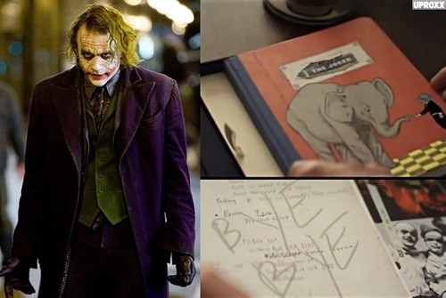 The Late Actor Heath Ledger's Dad Shares Journal!