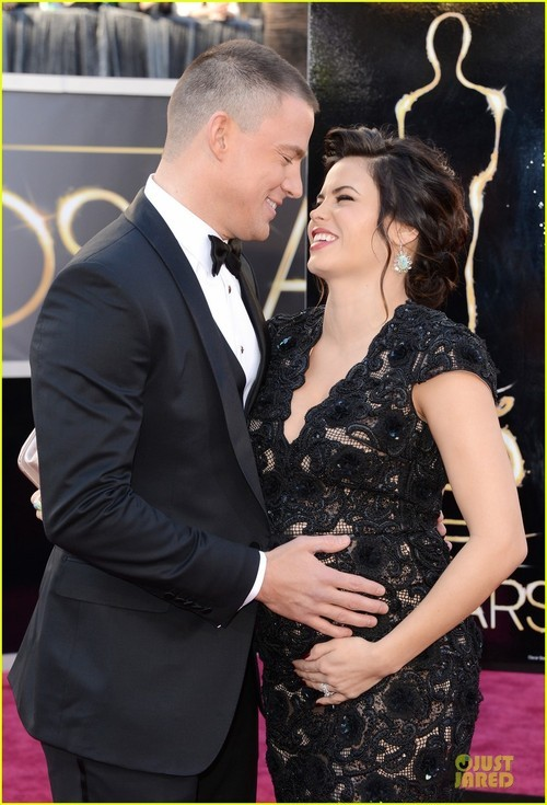 Channing Tatum And Jenna Dewan-Tatum Welcome First Child!