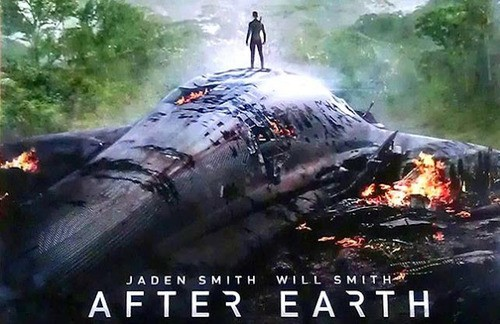 After Earth Not a Pretty Picture at the Box Office: Movie Bombed!