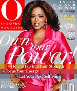 "Oprah to Face Court Over ""Own Your Power""!"