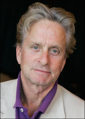 Michael Douglas Blames Oral Sex For Cancer!