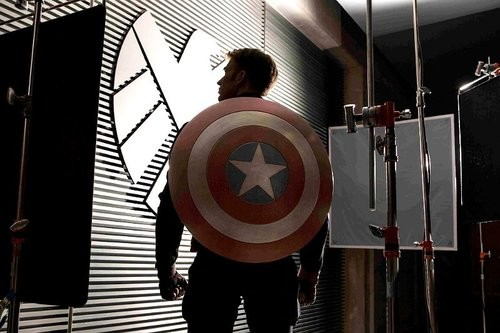 Casting news on Captain America: The Winter Soldier!