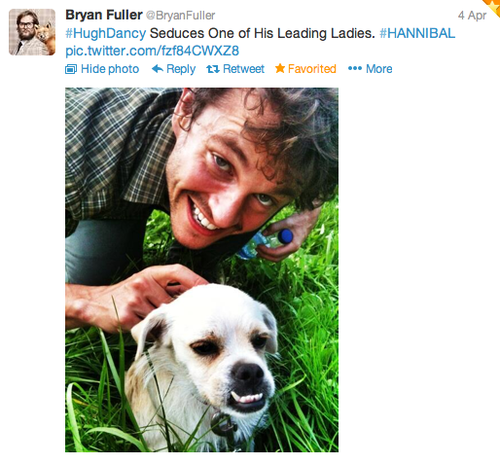 An Example of an Awesome Showrunner: Bryan Fuller