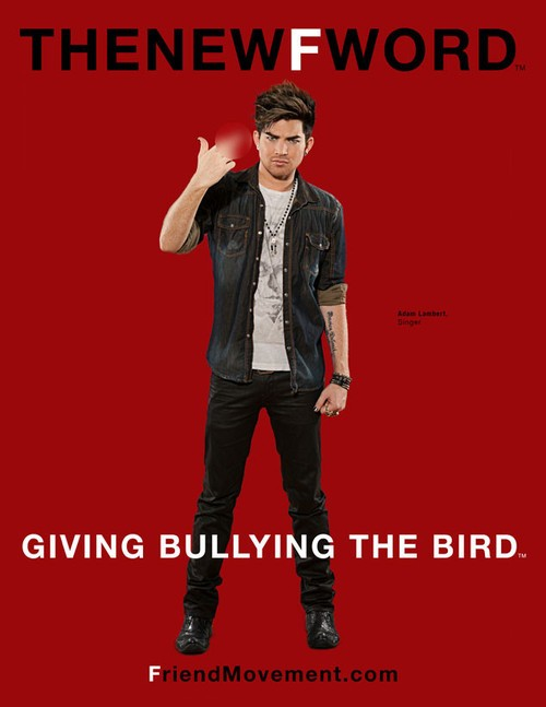 LeAnn Rimes, Darren Criss & Others Give Bullying The Bird!