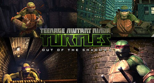 Get Ready For Some TMNT Videogame Action!
