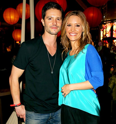 Kadee Strickland & Roswell's Jason Behr To Be Parents!