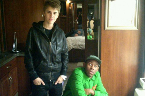 Tyler, the Creator, Admits to Speeding the Bieb's Car!